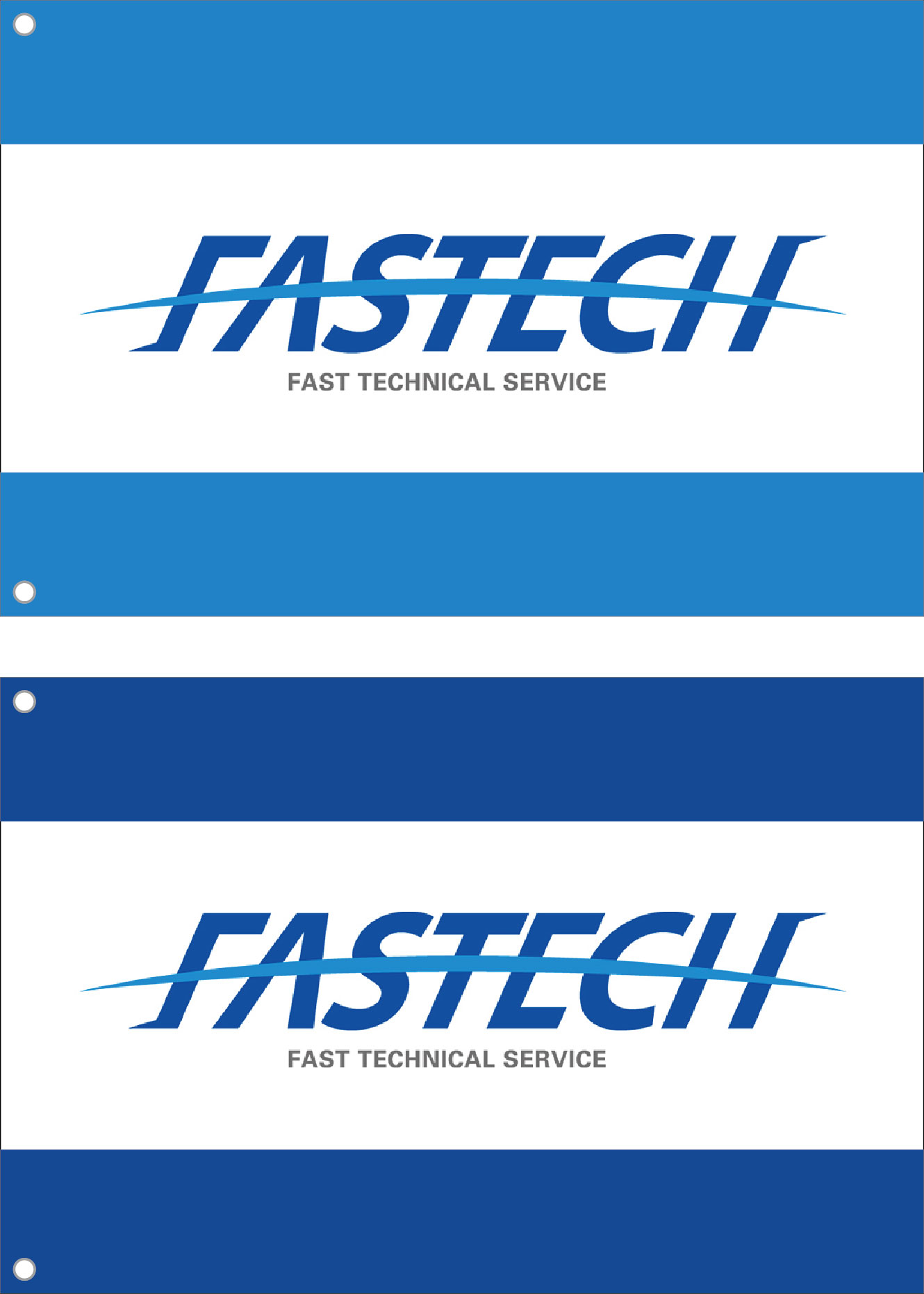 FASTECH 旗原稿